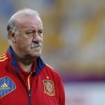 Vb-2014 - Del Bosque maradna spanyol kapitány