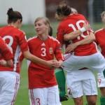 Női labdarúgó vb-selejtező - Ausztriában kikapott a magyar csapat