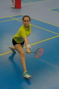 Sándorházi Vivien egyesben elődöntőbe jutott Forrás: Délmagyar