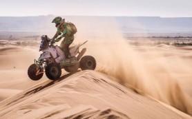 Magyar quados siker a Dakar Series-en