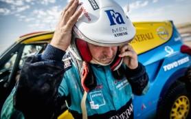 Opel Dakar Team: Harcos utolsó szakasz