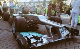 Rosberget a gyerekek közül rángatta ki a versenybíróság