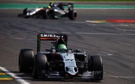 A Force India megérkezett a negyedik helyre