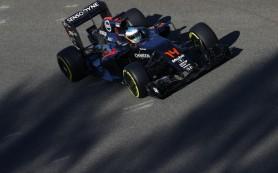 Alonso: Váratlanul jó eredmény ez a McLarennek