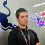 Magyar János és a Toro Rosso