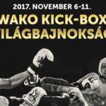 Rangos védnökök a budapesti kick-box vb mellett