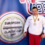 Fekvenyomás - Magyar győzelem az Európa Kupán!