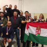 Szkander – Öt magyar arany Csehországban