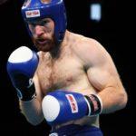 Görbics Gábor profi kick-box Európa-bajnok lett
