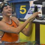 Úszásban is országos bajnok lett a debreceni sellőlány